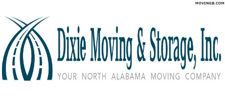 Dixie Moving and Storage - Alabama Movers