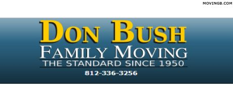 Don Bush Family Moving - Indiana Movers