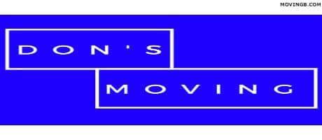 Dons Moving - Arkansas