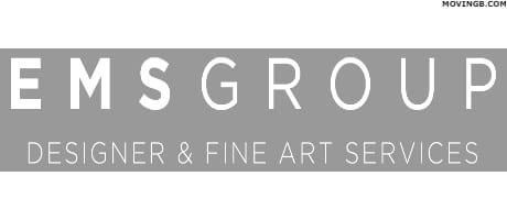 EMS Group art Movers NY
