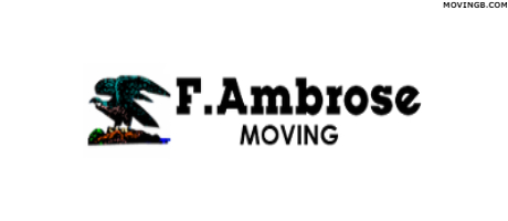 F Ambrose Moving - Moving Services