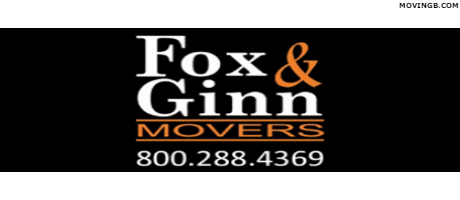 Fox and Ginn Movers - Maine Movers
