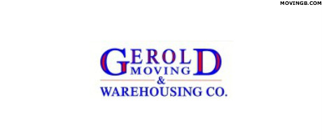 Gerold moving - Movers In Belleville IL