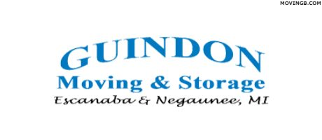 Guindon moving and Storage - Michigan Home Movers