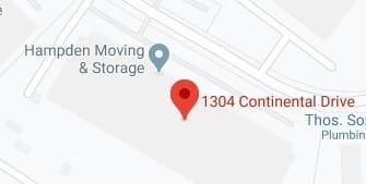 Hampden moving and storage address