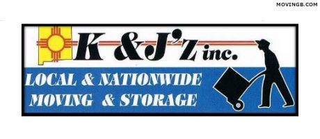 K and JZ Moving - New Mexico Home Movers