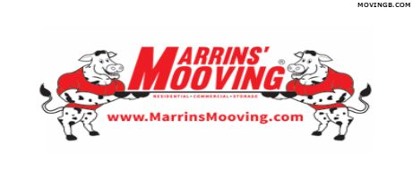Marrins Mooving - North Carolina Movers