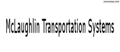 Mclaughlin transportation systems - New Hampshire Movers