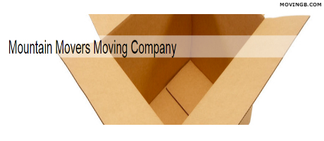 Mountain movers -Moving Services