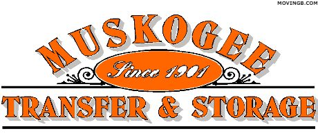 Muskogee transfer and storage -Oklahoma Home Movers