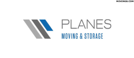 Planes moving and storage West Chester movers