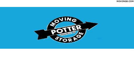 Potter Moving and Storage - Michigan Movers