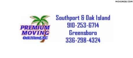 Premium moving - North Carolina Home Movers