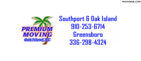 Premium moving - North Carolina Home Movers