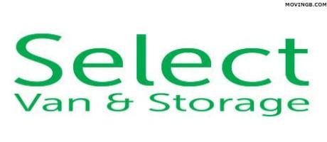 Select Van and Storage - Nebraska Home Movers