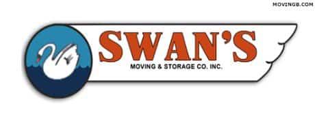 Swans Moving - Washington Movers