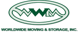 Worldwide moving and storage