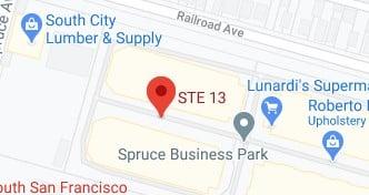 Address of CG moving company South San Framcisco CA