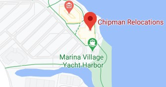 Address of Chipman relocations moving company Alameda CA