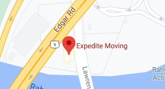 Address of Expedite moving company Rahway NJ