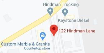 Address of Hindman and Isaacs moving company