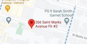 Address of JP urban moving company NY