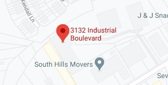 Address of South hills movers company PA
