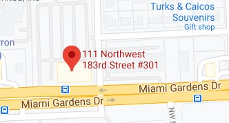 Address of pick up movers company Miami FL