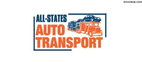 All States aurto transport - New York services