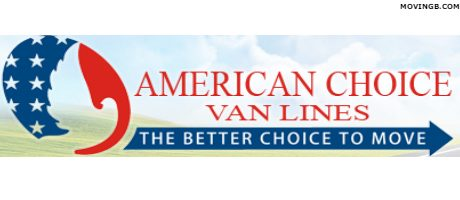 American Choice Van Lines - San Jose Movers