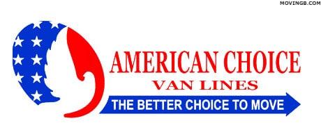 American choice van lines - Movers Near San Jose CA