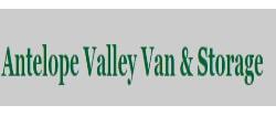 Antelope Valley Van - California movers