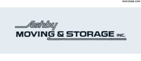 Ashaby Moving and Storage Illinois Movers