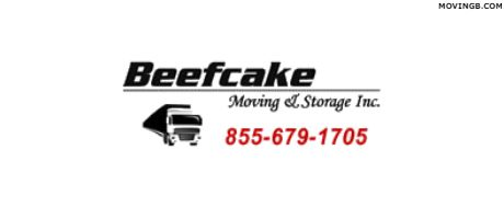 Beefcake Moving and Storage - California Home Movers