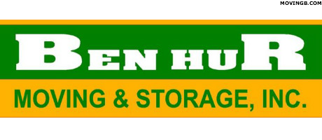 Ben Hur moving and storage - Movers in Los Angeles