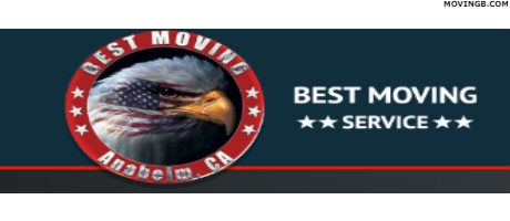 Best Moving And Storage CA Movers