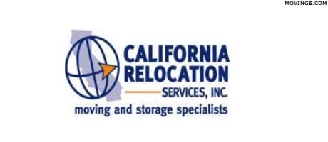 California Relocation Services - California Movers