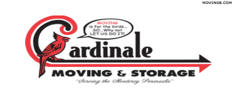 Cardinale Moving And Storage California Movers