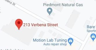 213 Verbena St Charlotte , NC 28217