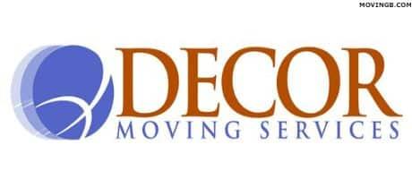Decor Moving Services - Atlanta Home Movers