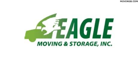Eagle moving and storaeg - California Movers