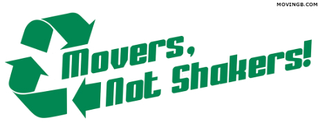 Movers Not Shakers - New York City Home Mover