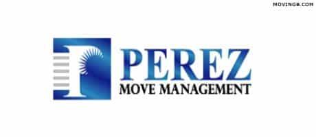 Perez Move Management -Moving Services