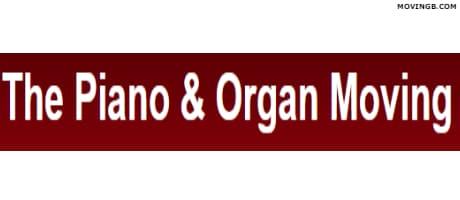 Piano and Organ Moving - Washington movers