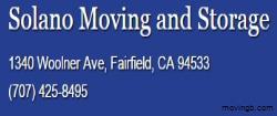 Solano moving - Mover in California