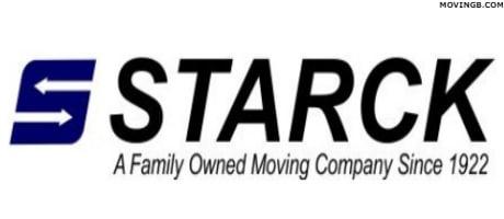 Starck Van Lines Movers In PA
