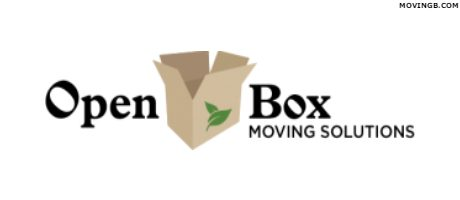 The open Box moving solutions - Home Movers