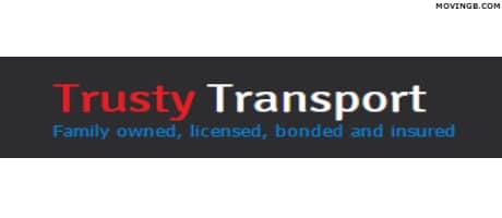 Trusty Transport - Auto Transport Services