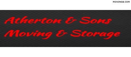 Atherton and Sons Moving - Moving Services