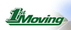 1 st moving -Household moving company